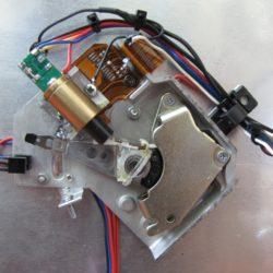 Laser line module
