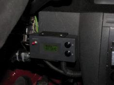 Intercooler sprayer