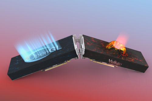 OpenGL vs Vulkan