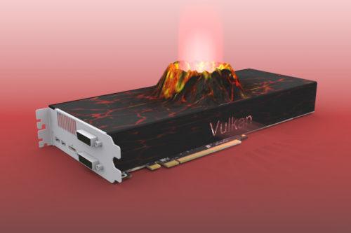 vulkan card